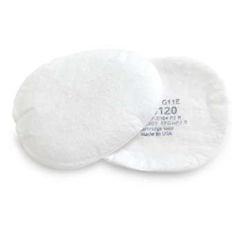 Particulate Filter P2 or P3 for reusable E-D-HALF-MASK-RESPIRATORS