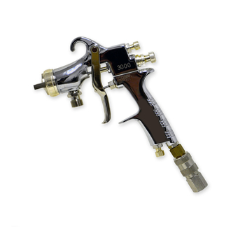 SUCTION FEED SPRAY GUN for booth protection